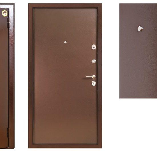 Дверь Бульдорс Steel 23
