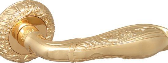 Ручка раздельная DINASTIA SM GOLD-24 золото 24К
