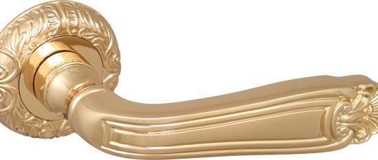 Ручка раздельная LOUVRE SM GOLD-24 золото 24К