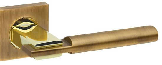 Ручка раздельная JAZZ KM AB/GP-7