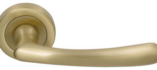 Ручка раздельная Ghibli (ROSET) матовое золото
