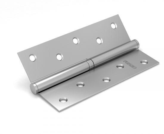 Петля съемная 413/BL-5 125x75x2,5 PN (перл. никель) левая/правая