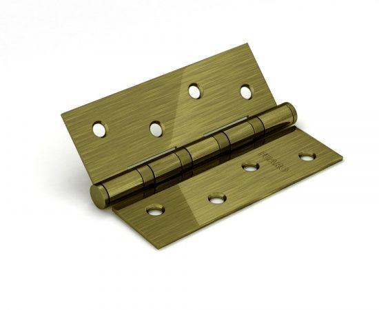 Петля универсальная 4BB/BL 100x75x2,5 WAB (мат. бронза) БЛИСТЕР