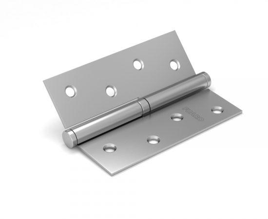 Петля съемная 413-4 100x75x2,5 PN (перл. никель) левая/правая
