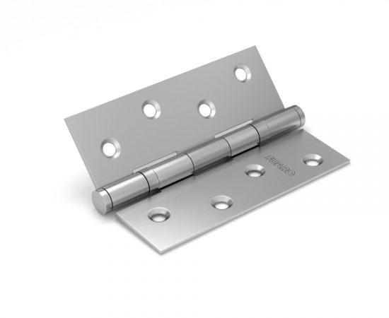 Петля универсальная 2BB/BL 100x75x2,5 PN (перл. никель) БЛИСТЕР