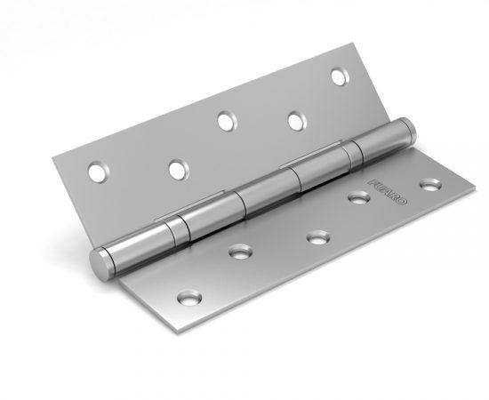 Петля универсальная 2BB/BL 125x75x2,5 PN (перл. никель) БЛИСТЕР
